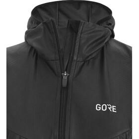 GORE WEAR R5 Gore-Tex Infinium Soft Lined Kurtka do biegania Kobiety czarny